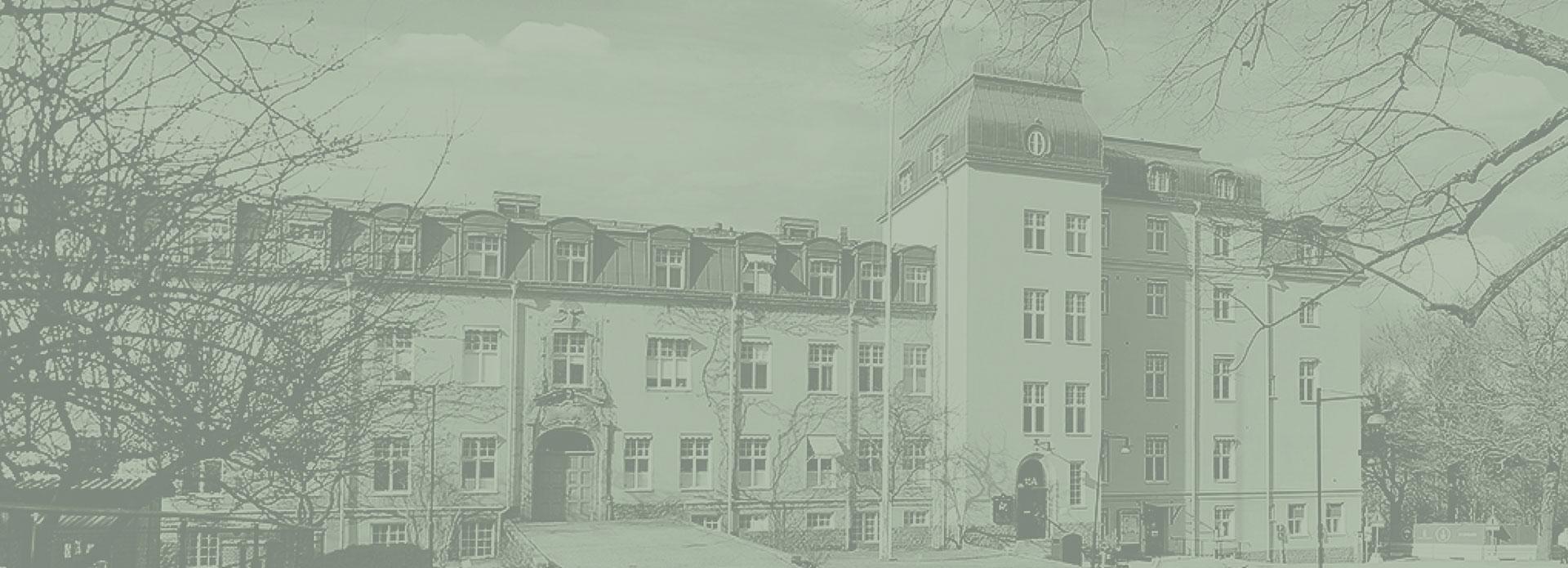 Ryggkirurgiskt centrum i Stockholm.