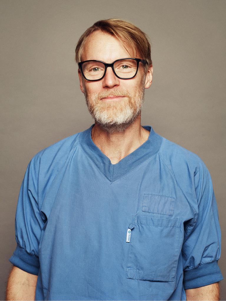 Fredrik Eidhagen Narkosläkare