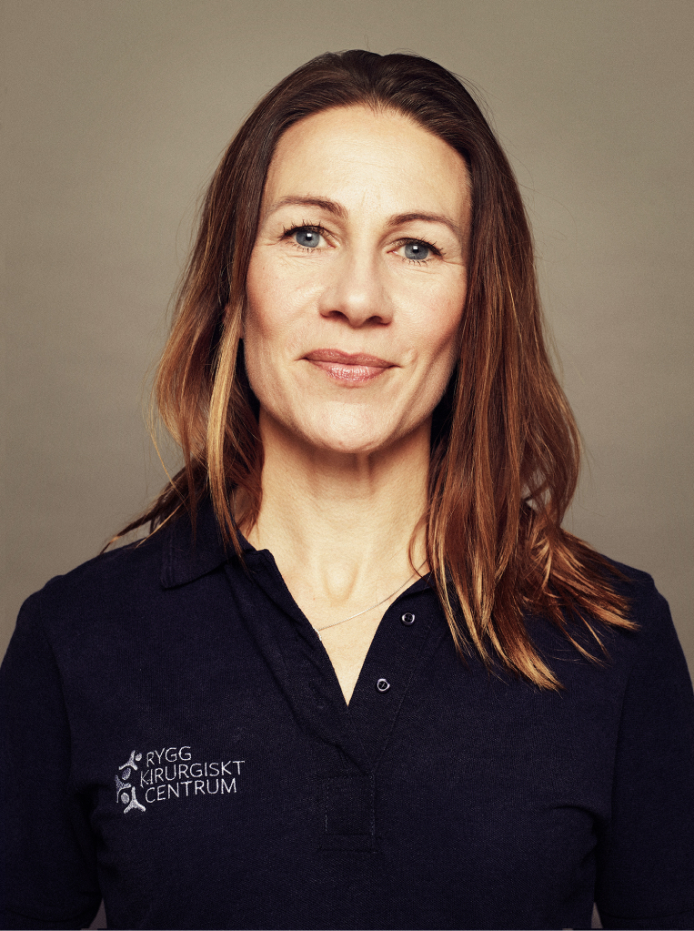 Louise Fredén Enhetschef