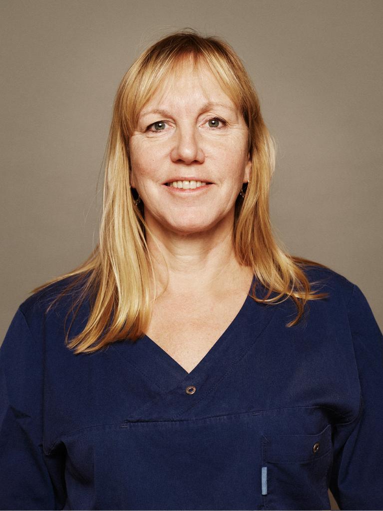 Anna Berg Enhetschef